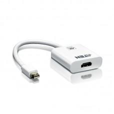 ATEN Mini DisplayPort to 4K HDMI Active Adapte