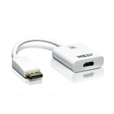 ATEN DisplayPort to 4K HDMI Active Adapter
