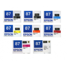 Epson T087 Ink Cartridge