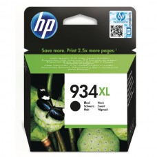 HP 934XL High Yield Black Ink Cartridge