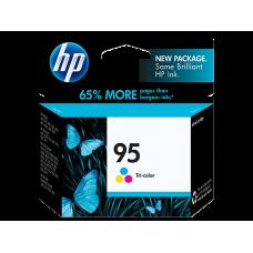 HP 95 Tri-color Ink Cartridge
