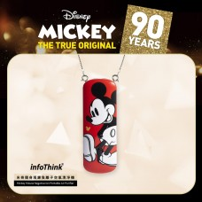 InfoThink - Mickey Mouse Negative Ion Portable Air Purifier