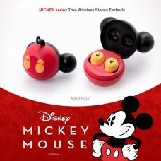 infoThink Mickey series True Wireless Stereo Earbuds