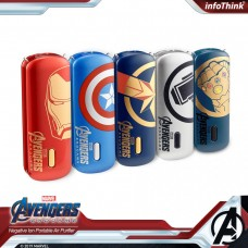 InfoThink - The Avengers Negative Ion Portable Air Purifier