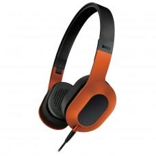 KEF M400 Hi-Fi Headphones (Sunset Orange)