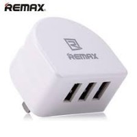 REMAX 3USB charger plug