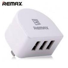REMAX 3USB charger plug