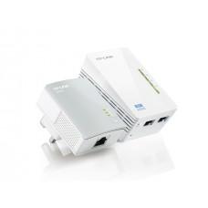 TP-LINK 300Mbps AV600 Wi-Fi Powerline Extender Starter Kit