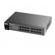 ZYXEL 16-port 10/100 FE Unmanaged Switch