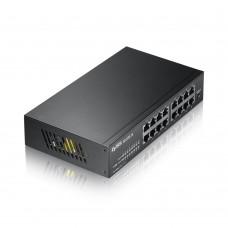 ZYXEL 16/24-port GbE Unmanaged Switch